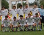 Матч юношеских сборных России и Украины завершился вничью
