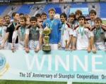 Юношеская сборная России (игроки 1993 года рождения) стала победителем междунаро