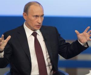 Владимир Путин: Проведение ЧМ-2018 в России отвечает философии ФИФА