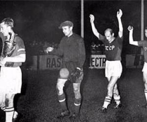 Несколько слов из истории и правил футбола