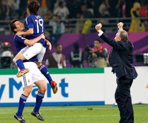 Кубок Азии остаётся в Азии