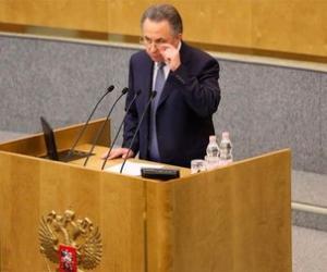Виталий Мутко: Пока не вижу, за что надо наказывать Россию