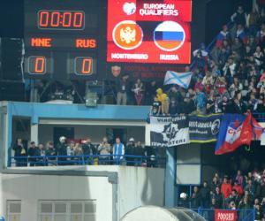 Черногорцам грозят поражение и дисквалификация стадиона